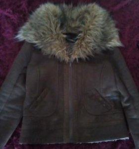 Продам куртку- дубленку