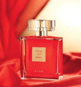 Парфюмерная вода AVON Little Red Dress, 50 мл.