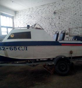 """Лодка """"Прогресс 4"""" (комплект лодка/прицеп/мотор)"""