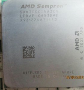 Процессор Athlon 1.6 Gb socet Am2