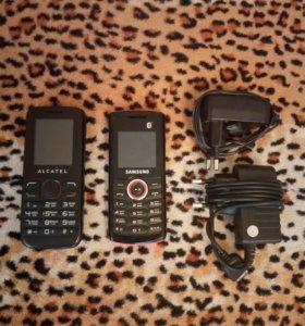 Телефоны SAMSUNG_ALKATEL