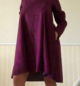 Платье для беременной и кормящей мамы