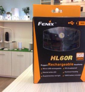 Фонарь налобный Fenix HL60R