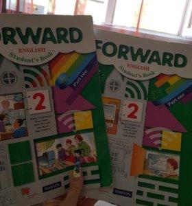 Учебник английский язык для 2 класса FORWARD