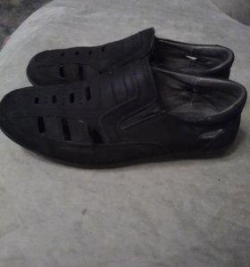 Туфли мальчиков 38 размер
