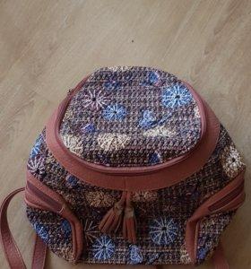 Рюкзак и кошелек