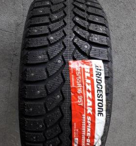 Новые японские 225.55 R16 Bridgestone Spike-01