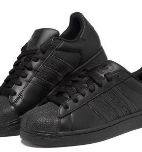 Adidas All Stars Black