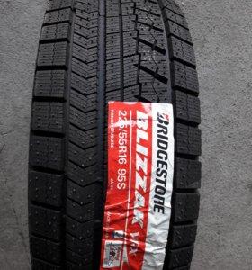 Новые японские 225.55 R16 Bridgestone Blizzak VRX