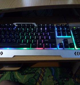 Клавиатура игровая с подсветкой от Dexp