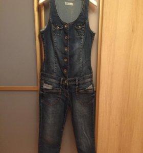 Комбинезон джинсовый RIFLE.