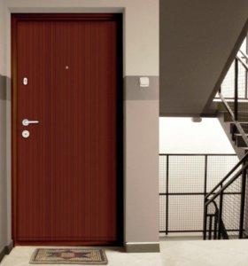 Двери входные стальные с установкой