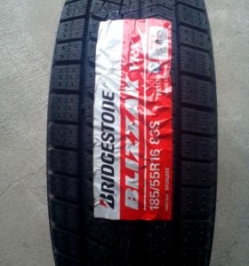 Новые японские 185.55 R16 Bridgestone Blizzak VRX