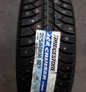Новые японские 205.60 R16 Bridgestone Ice 7000