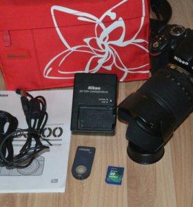 Nikon d3200 + nikon 18-105