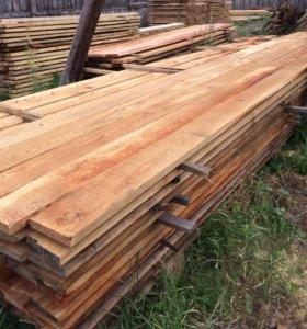 Доска, лиственница,3-6 метров