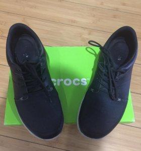 Кеды мужскиеCrocs р-р 45