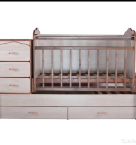 Детская кровать -трансформер
