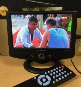 Новый переносной ЖК-Телевизор (MP3Mania)
