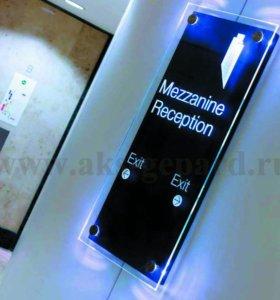 Дистанционные держатели LED L-2525-ST-W