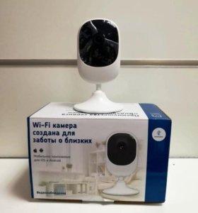 Камера для внутреннего видеонаблюдения
