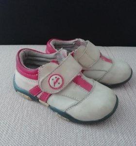 ботинки, р-р 21