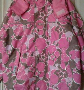 Новая курткаRemu Travalle 98+8