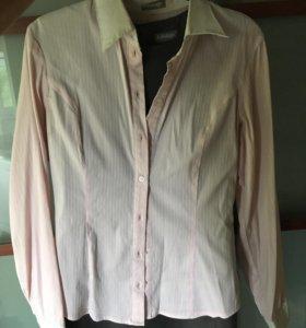 Блузка в школу фирмы Sabotage для девочки