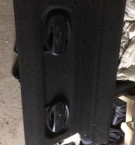 Аудио полка ваз 2111