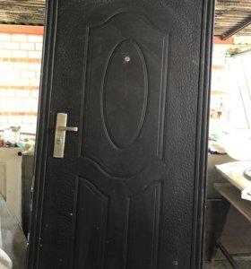 Дверь входная методическая
