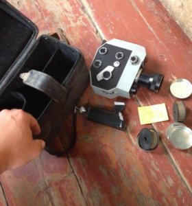 Видеокамера Кварц 2 8С-3
