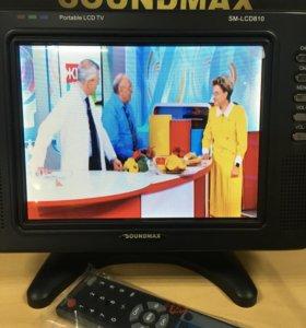 Новый переносной ЖК-Телевизор «8»дюймов