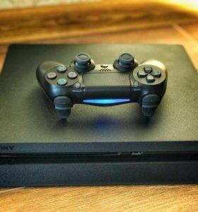 Новая PlayStation 4 slim