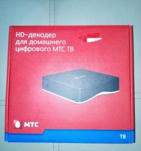 цифровой ресивер МТС