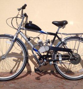 Велосипе с мотором