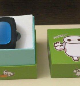 Умные детские часы Smart Baby Q50
