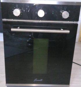 Духовой шкаф и варочная панель (газ)