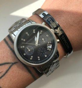 Часы и браслет Michael Kors