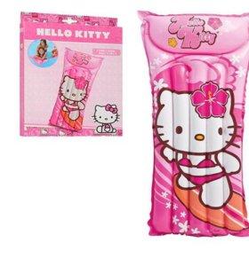 Новый надувной матрас Hello Kitty