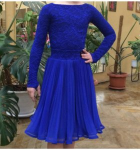 Бальное рейтинговое платье