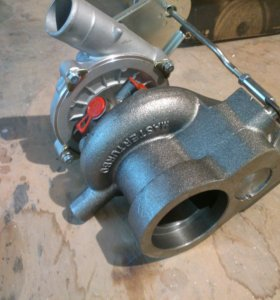 Турбокомпрессор D4AL HD72 Garrett
