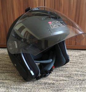 Шлем открытый со стеклом IXS HX118 (размеры M, XL)