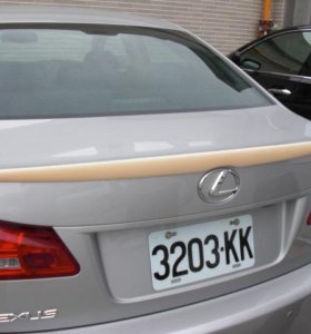 спойлер Lexus IS 250/IS 300/IS 350 (2006-2009)