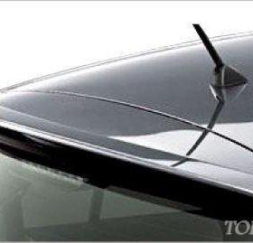 Спойлер Toyota Yaris (2006)