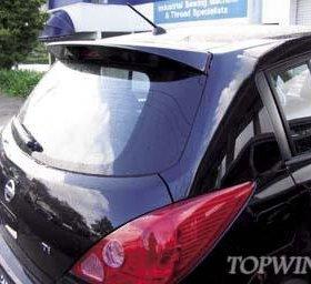 Спойлер Nissan Tiida (2006)