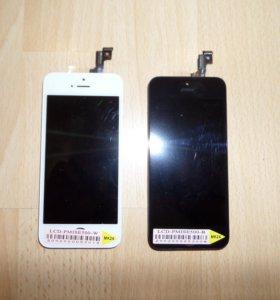 Продам новые совместимые дисплеи на iphone 5S/SE