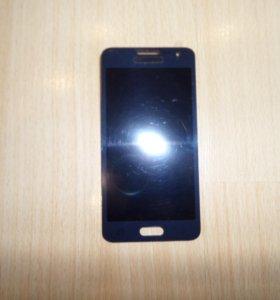 Продам новый модуль на Samsung Galaxy A3 (2015)