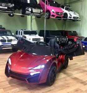 Электромобиль Lykan QLS
