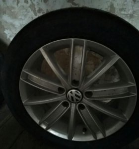 VW passat b7 r16