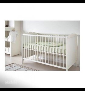 Детская кровать IKEA +матрас Афалина Эко в подарок